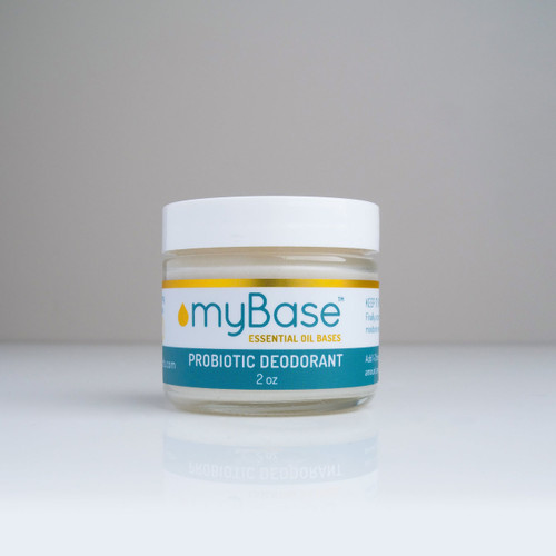 My Base Natural Probiotic Unscented Deodorant Base For Essential Oils