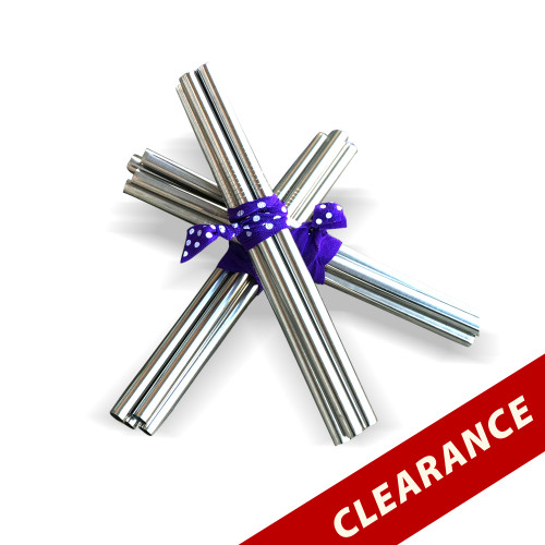 Stainless Steel Drinking Straws For Essential Oils