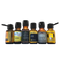 Flip Lids For Boston Round Containers Including dōTERRA, Young Living, Ameo, Mountain Rose Herbs, Bulk Apothecary and Plant Therapy Essential Oil Bottles