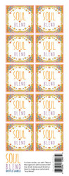 Soul Blend Essential Oil Labels