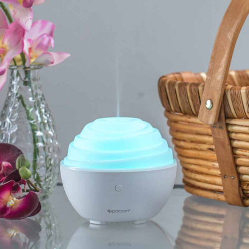 Cupcake Essential Oil Diffuser For Bedrooms, Bakers and Chefs