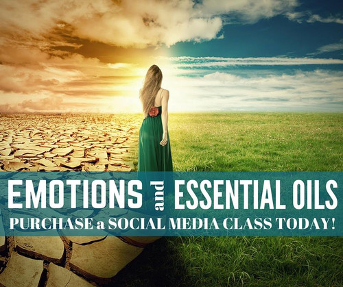 Emotions and Essential Oils Facebook Compliant Online Class