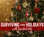 Surviving the Holidays with Essential Oils Compliant Online Class for Facebook