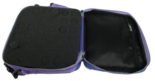 Large Violet Essential Oil Carrying Bag