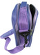 Large Violet Essential Oil Carrying Tote