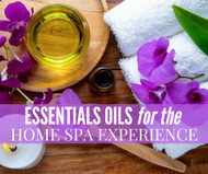 Essential Oils for the Home Spa Experience Compliant Facebook Class