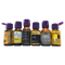 Purple Flip Lids For Boston Round Containers Including dōTERRA, Young Living, Plant Therapy, Ameo and Rocky Mountain Essential Oil Bottles