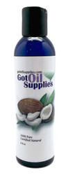 GOS Fractionated Coconut Carrier Oil For Essential Oil Blends | 6 fl oz