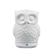 Owl Ceramic Essential Oil Ultrasonic Diffuser