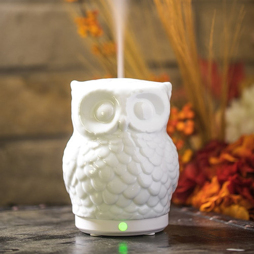 Owl Ceramic Essential Oil Ultrasonic Diffusers