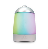 SpaMist Essential Oil Ultrasonic Aromatherapy Diffuser