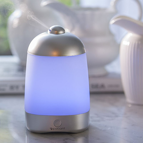 SpaMist Essential Oil Ultrasonic Aromatherapy Diffusers