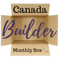 Canada Monthly Essential Oil Builder Box Subscription