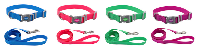 Coastal Pet Pro Waterproof Collar and Leash