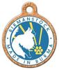 Dog Tag Art Birmanstock Cat Pet ID Dog Tag
