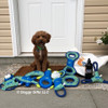 konatheminidood loves his Coastal Pet Rascals Fetch Dog Toys