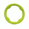 Mega sized water and playtime fun - Pro Fit Foam Mega Ring Dog Toy 12 Inch (84804YLWDOG)