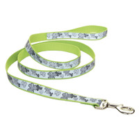Coastal Pet Lazer Brite Reflective Dog Leash Shamrock