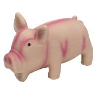 "Rascals Grunt Dog Toy Grunting Pig Pink 6.25"" (83051RPNKDOG)"