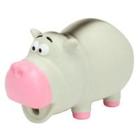 Rascals Grunt Dog Toy Hippo (83087RNCLDOG)