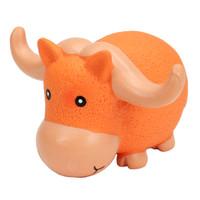 Rascals Grunt Dog Toy Big Horn Bull (83088RNCLDOG)
