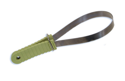 Safari by Coastal Dual-Sided, Stainless Steel Shedding Blade