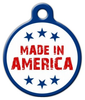 Dog Tag Art Made In America Pet ID Dog Tag