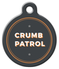 Dog Tag Art Undercover Crumb Patrol Pet ID Dog Tag