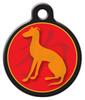 Dog Tag Art Chinese Zodiac Dog Custom Pet ID Dog Tag