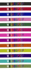 Coastal Pet Adjustable Nylon Dog Collar With Metal Buckle Personalized Embroidery Thread Colors