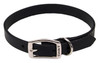 Circle T Leather Oak Tanned Town Dog Collar (1103)