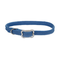 Coastal Pet Sunburst Bone Buckle Adjustable Nylon Dog Collar