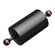 """DIVEPRO Z04A 60mm 10"""" Carbon Fiber Floating Ball Arm for Underwater Camera"""
