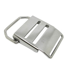 Palantic Tech Diving Stainless Steel Tank Cam Buckle for Harness System