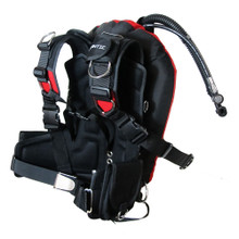 Palantic Xtreme 40lbs Donut Wing Double Tank SS Backplate & Harness Deluxe Set