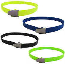 """Scuba Choice Diving 60"""" Long 2"""" Webbing Belt with Stainless Steel Buckle"""