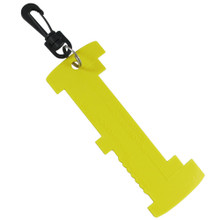 Scuba Diving Shellfish Measuring Gauge with Clip