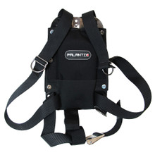 Tech Diving Stainless Steel Backplate w/ Harness System + Backpad + Tank Belt