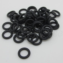 "Scuba Diving Dive NBR Nitrile Rubber 1/4"" O-Rings 50pc Pack AS-568-010"