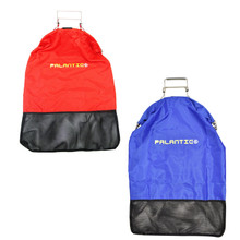 Palantic Lobster Fish Catch Gear Nylon Game Bag Net with Squeeze Open Handle