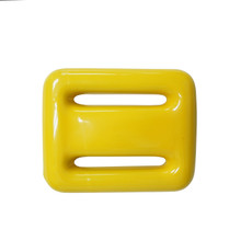 Scuba Choice Yellow Vinyl Coated Diving Assorted Lead Weights