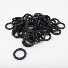 Scuba Diving Dive NBR Nitrile Rubber O-Rings 50pc Pack AS-568-011