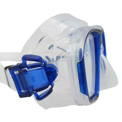 Scuba Pink Dive Mask FARSIGHTED Prescription RX Optical Full Lenses