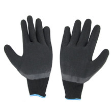 Scuba Choice Nylon Knitted 2mm Rubber Coated Palm Comfort Gloves