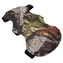 Safari Choice Archery Hunter Camouflage Wrap Armguard With Adjustable Straps