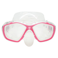 Palantic Pink Jr. Diving/Snorkeling Prescription Dive Mask with RX Lenses