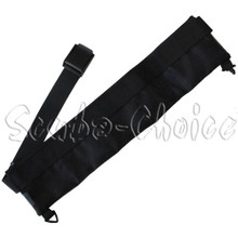 "Scuba Diving BCD Weight Belt with 5 pockets w/ Buckle & 49"" Webbing"