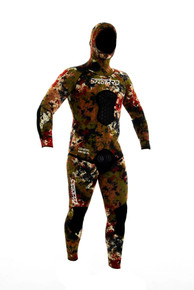 Maverick SpearPro Coastal Camo Wetsuit 7mm