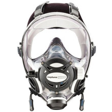 Ocean Reef Neptune Space G Full Face Mask White