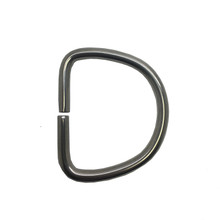 Scuba Choice 68mm Stainless Steel 6mm D-Ring Attachment